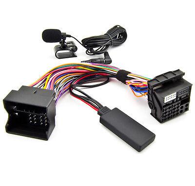 Bluetooth Adapter Aux Opel Astra Corsa CD30MP3 CDC40 Musik Freisprecheinrichtung