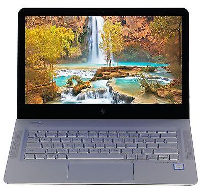 New Hp Envy 13 3  Intel Dual Core I7 7500U 3 5Ghz 8Gb Ram 256Gb Ssd Bt Win 10