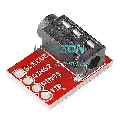 10PCS TRRS 3.5mm Jack Breakout Headphone Video Audio MP3 Jack Professional (Best Pro Audio Headphones)