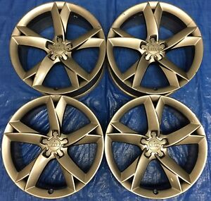 """2014 Audi A5 / S5 OEM 19"""" Wheels *Amazing Condition*"""