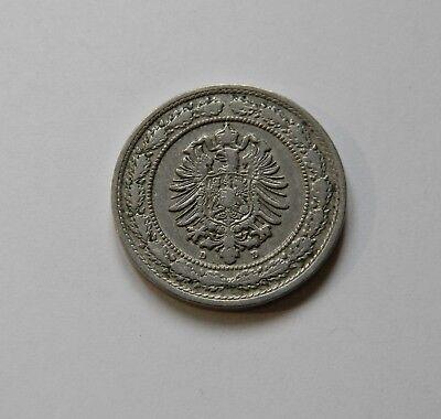 KAISERREICH: 20 Pfennig 1888 D, J. 6, sehr schön  !!! II.