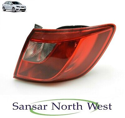 Seat Leon 2013-/> Hatchback Outer Wing Rear Tail Light Lamp O//S Drivers Right
