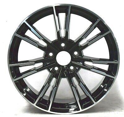 19 x 8.5/9.5 Car Wheels Fits Mercedes-Benz Audi CB 72.6 PCD 5x112 OEM Rims Set 4