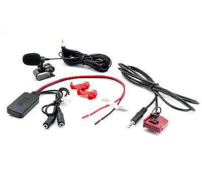 Bluetooth Adapter Aux Mercedes W203 W209 Comand 2.0 Musik Freisprecheinrichtung