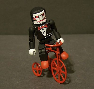 Custom minimate of   BILLY the PUPPET  from SAW movie - Puppet From Saw