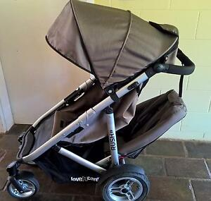 Love N Care RUSH pram plus toddler seat Mount Sheridan Cairns City Preview
