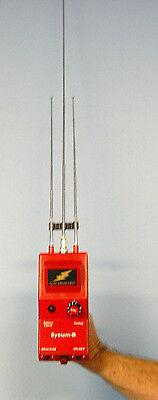 At Pro All Terrain Pro Model B Long Range Locator Metal Detector For Gold