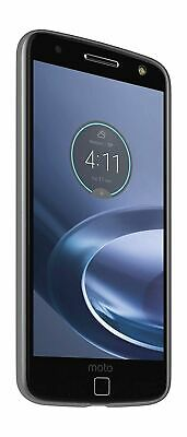 mophie Juice Pack 3,000mAh Battery Protective Charge Case Motorola Moto Z, Black