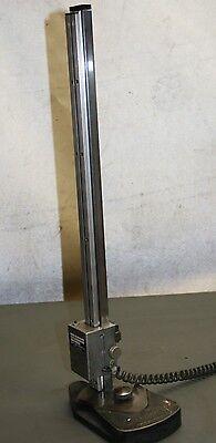 Autometronics Encoder 701v-10500 And Starrett 254 Height Gauge