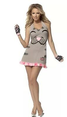 SOFT KITTY SMALL Womens Big Bang Theory Sexy Costume By Mystery House