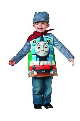 Rubie's Thomas and Friends Thomas The Tank Engine Boys Costume Toddler 2-4 (Thomas The Tank Engine Halloween Costume Toddler)