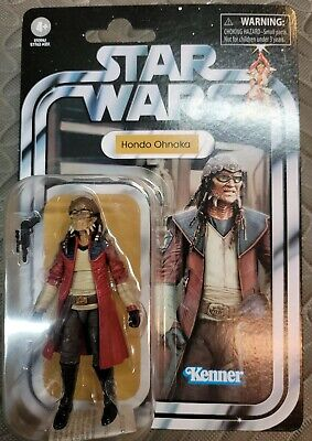 Star Wars The Vintage Collection VC173 HONDO OHNAKA Action Figure 3.75 Inch