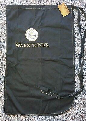 Warsteiner  Schürze/Bistroschürze/Kellnerschürze/Vorbinder lang  Neu