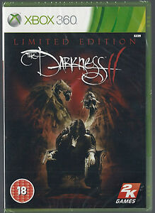 Xbox 360  The Darkness II (2) Limited Edition BRAND NEW game