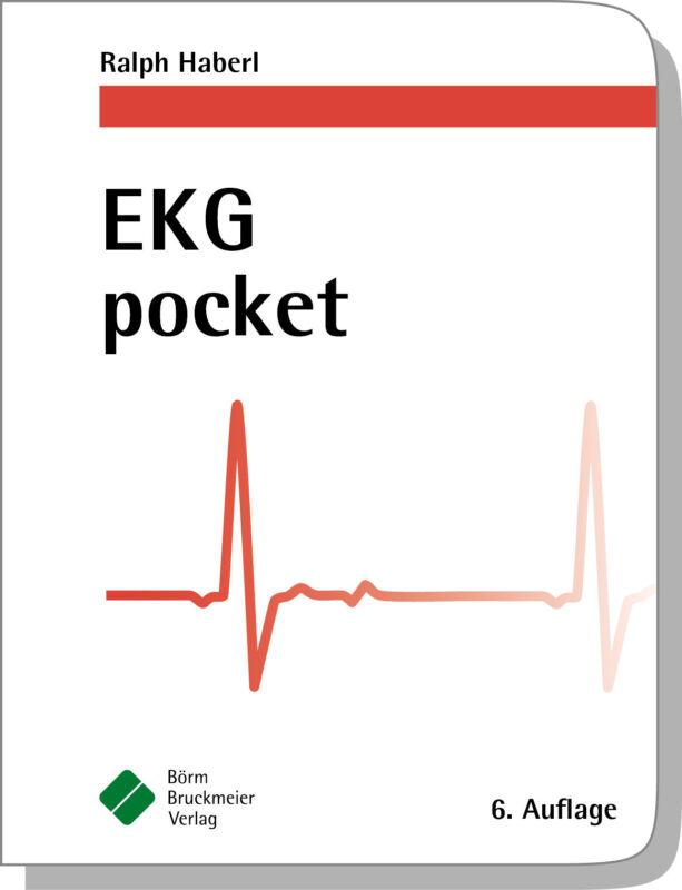 EKG pocket Haberl, Ralph Medizin pocket|pockets