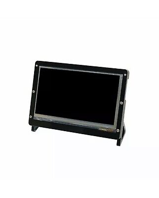 Acrylic 7 Inch Hdmi Lcd Touch Screen Case For Raspberry Pi 2 B 3 B