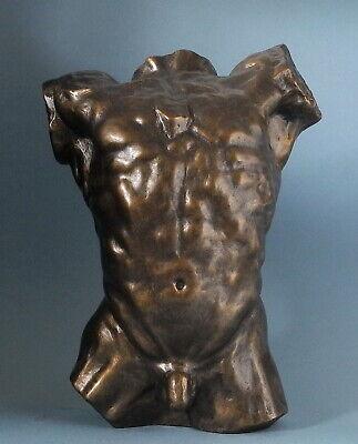 Torso AUGUSTE RODIN Skulptur Parastone Museumsedition RO27 Figur