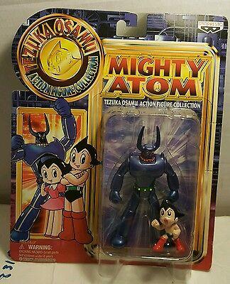 Banpresto Mighty Atom Astro Boy Pluto Tezuka Osamu Action Figure Brand New HTF