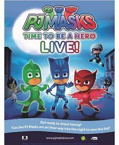 PJ Masks Live at the Jubilee