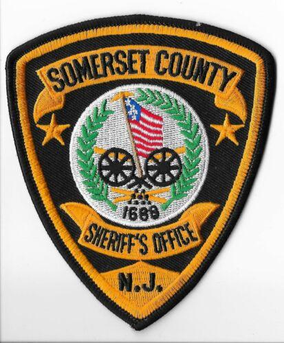Somerset County Sheriff