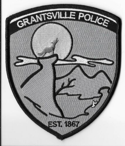 Grantsville Police Department, Utah Shoulder Patch V1