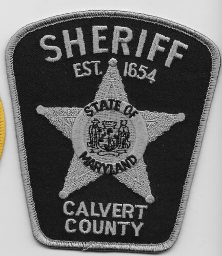 SWAT SRT Calvert County Sheriff State Maryland MD Subdued