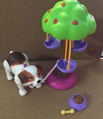Barbie Doll Dog Walking Play Set Mattel 2008