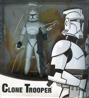 HASBRO STAR WARS CLONE TROOPER - NEW ON CARD