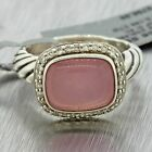 David Yurman Rose Quartz Fine Gemstone Rings