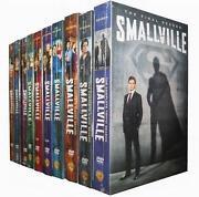 Smallville Seasons 1-10