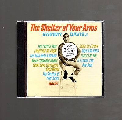 The Shelter Of Your Arms By Jr. Sammy Davis (cd) Collectors' Choice Music