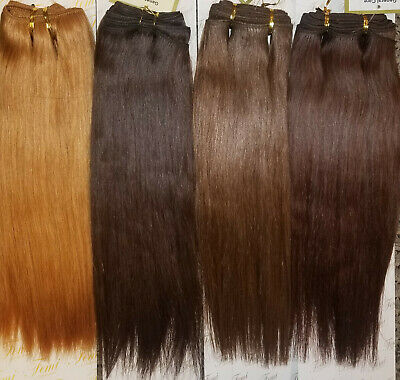 Femi/Mimo 100% Human Hair for Weaving- STW (STRAIGHT - 100% Human Hair Weave
