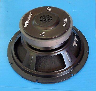 """1 Vintage Speaker, 10"""",  4 Ohms, 125 Watt RMS, NIB, Excellent Working Condition"""