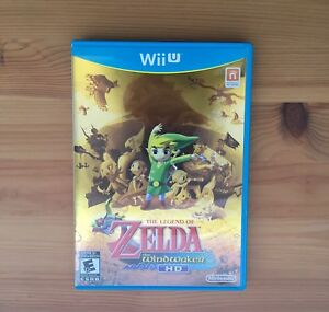 The Legend of Zelda the Wind Waker HD for Wii U