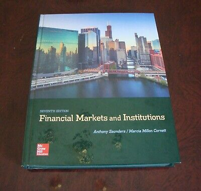 Financial Markets and Institutions 7th Edition by Saunders, Cornett -