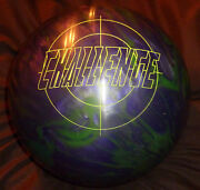 Ebonite Bowling Ball 15lb