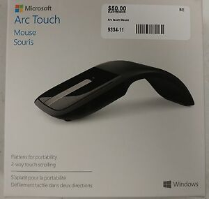 Microsoft Arc Touch Wireless Mouse (New)