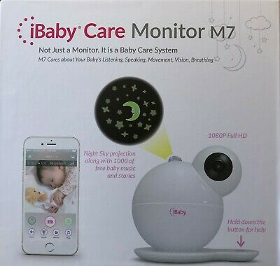 iBaby Care M7 Wireless Digital Video Baby Monitor