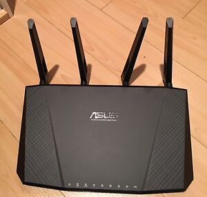 Asus 2400 Wireless Router