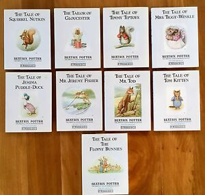 Peter Rabbit Book Series (9 titles) Avoca Beach Gosford Area Preview