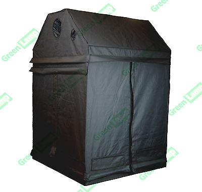 Premium Loft Attic Grow Tent Cube 600D Mylar Indoor Roof Hydroponics Dark Room