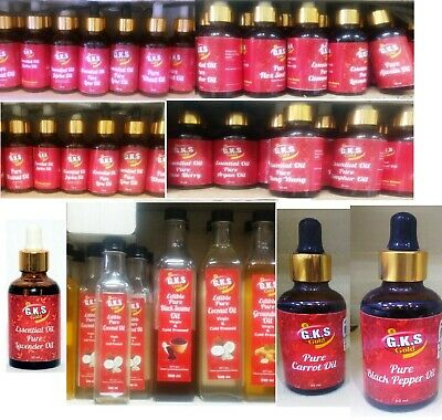Premium Essential Oil | Pure Oil | Edible Oil By GKS GOLD in Best Quality- 50 (Best Gold Oils)