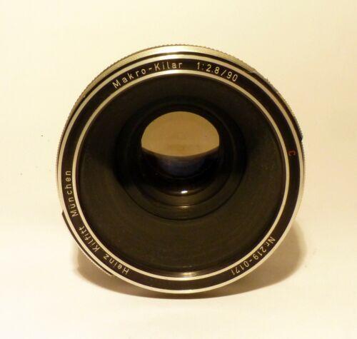 Heinz Kilfitt München Makro-Kilar 90mm F2.8 M39 Leica Screw Mount