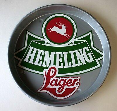 HEMELING LAGER Advertising tray Retro