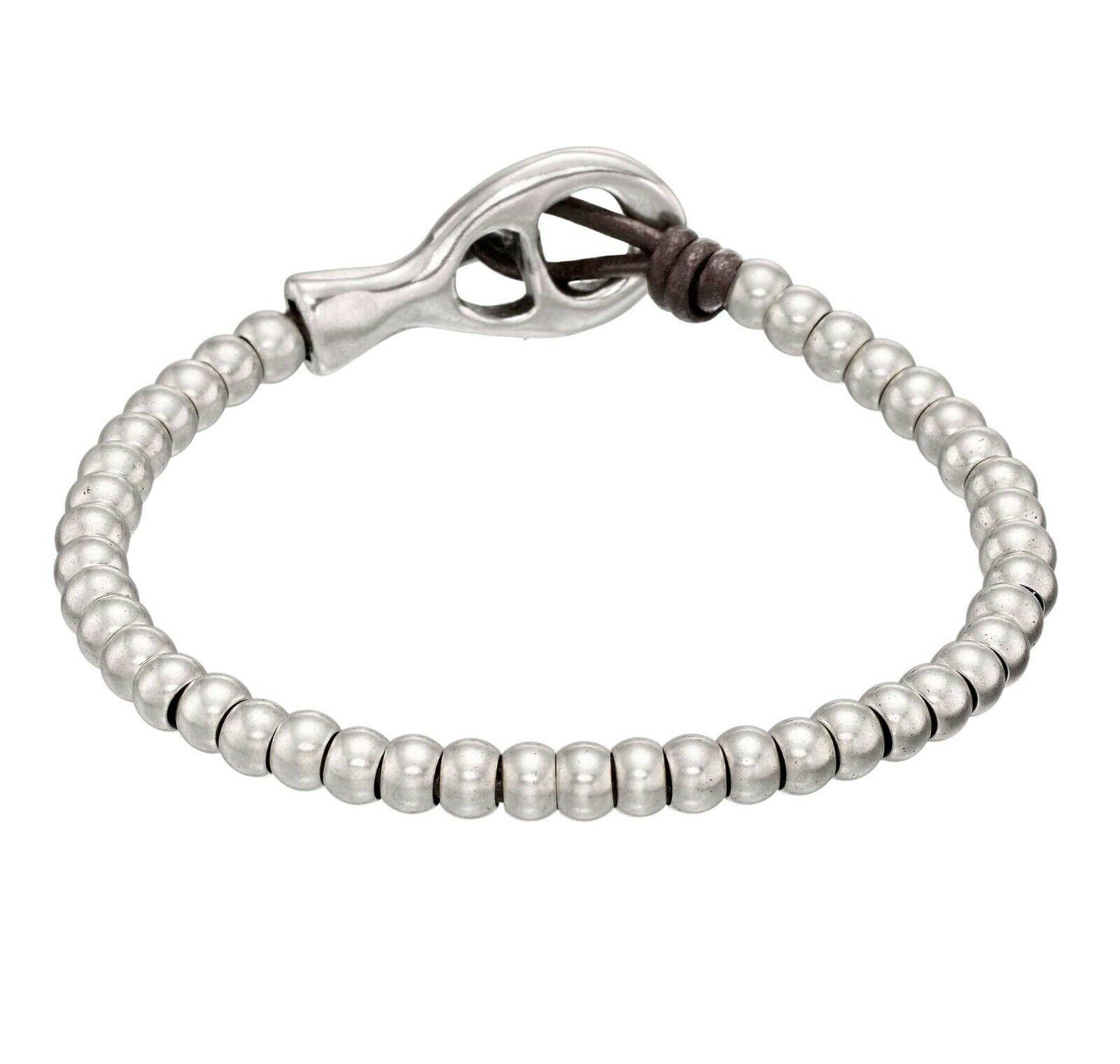 no hay bolas beaded bracelet
