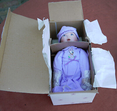 "Ashton Drake ""Disney Babies in Dreamland - Baby Daisy"""
