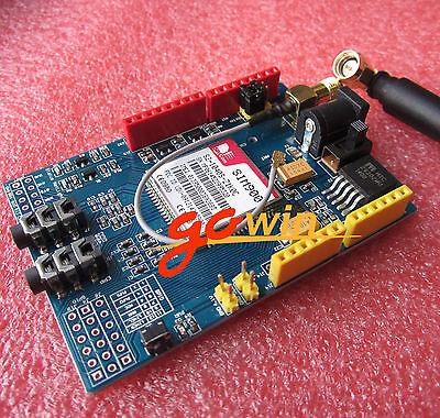 Sim900 V2.2 Wireless Module Gsm Gprs Shield Arduino With Sim Card Holder L1st
