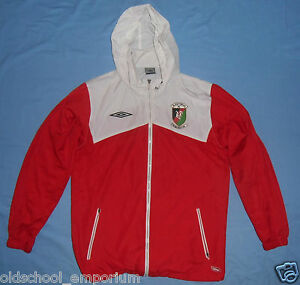 Glentoran FC / 2008-2010 - UMBRO - MENS zip-up hooded Track Top / Jacket. Size M - Poland, Polska - Glentoran FC / 2008-2010 - UMBRO - MENS zip-up hooded Track Top / Jacket. Size M - Poland, Polska