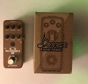 Donner incredeble V (mini preamp - 2 canaux)