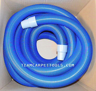 Carpet Cleaning 50 Ft Extractor Vacuum 2 Hose W 2 Cuffs 50 Ft Solution Hose